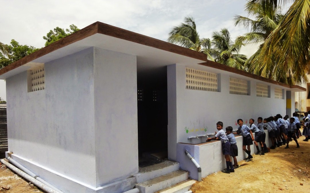 Fixing Sanitation to Improve Retention in Schools