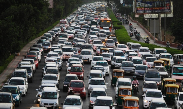 Delhi is on the Verge of a Sustainability Nightmare