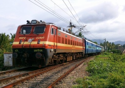 Indian Railways – The 'Lifeline of the Nation'