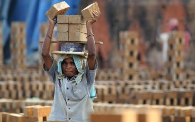 People who build our cities: The plight of construction workers in India