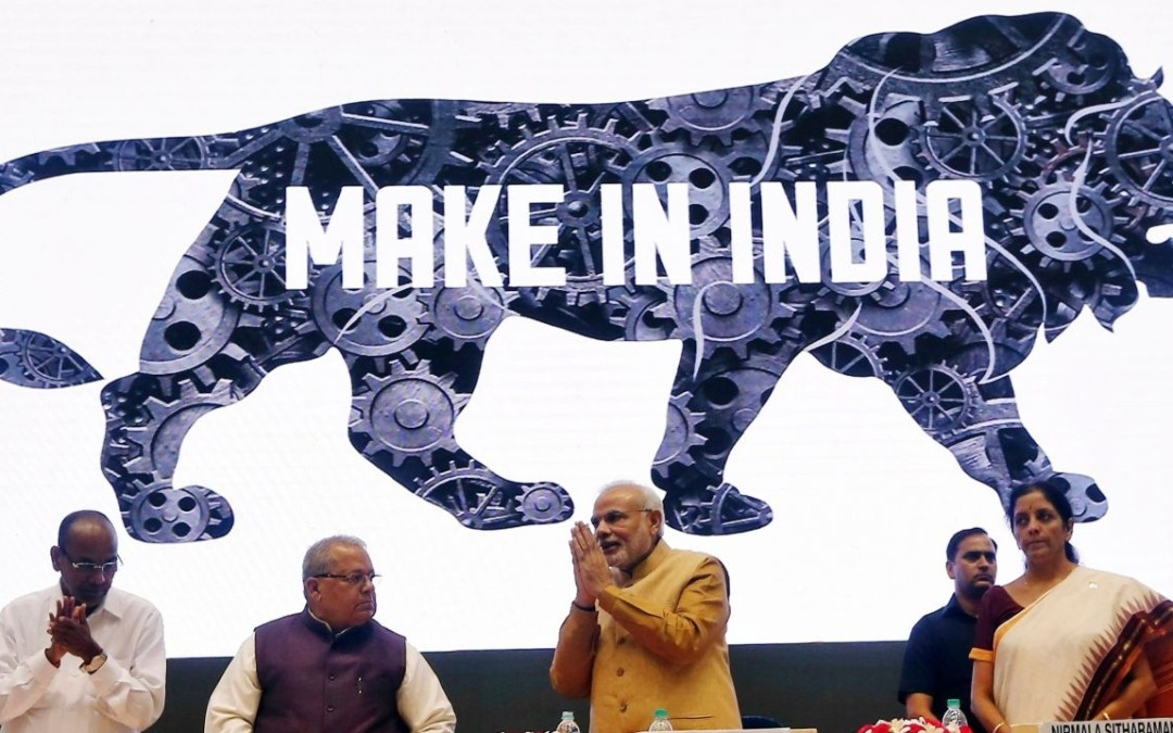 A Look Back at Make in India