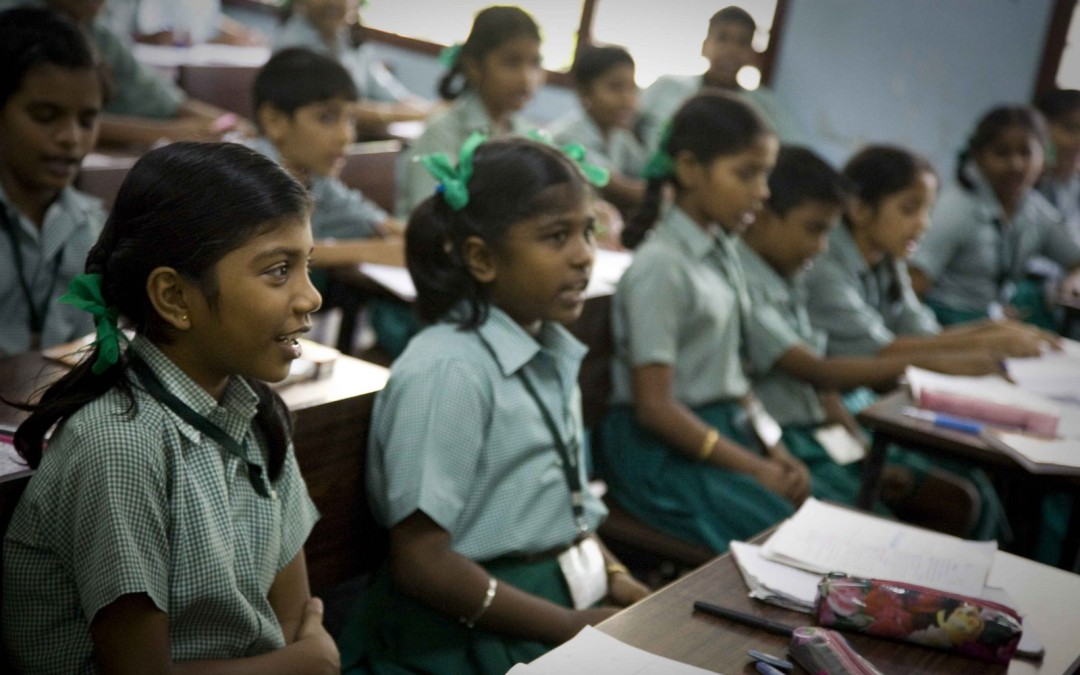 India's Inconsistent Education Records
