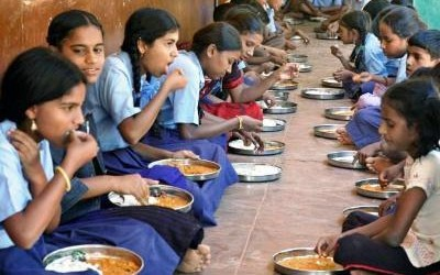 Mid Day Meal Scheme (MDMS)