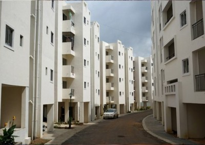 Affordable Urban Housing in India