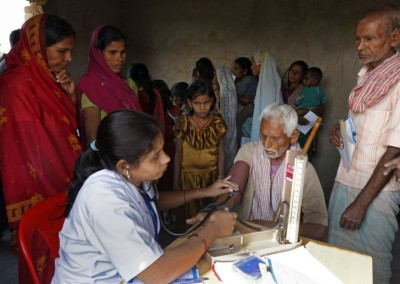 Health Record System in India